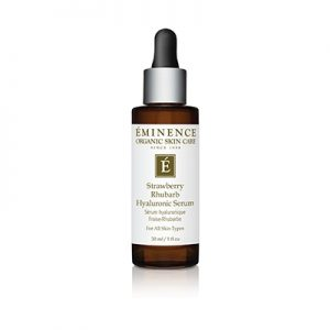 Strawberry Rhubarb Hyaluronic Serum Eminence