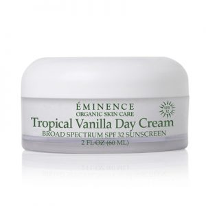 Tropical Vanilla Day Cream with SPF 32 by Eminence